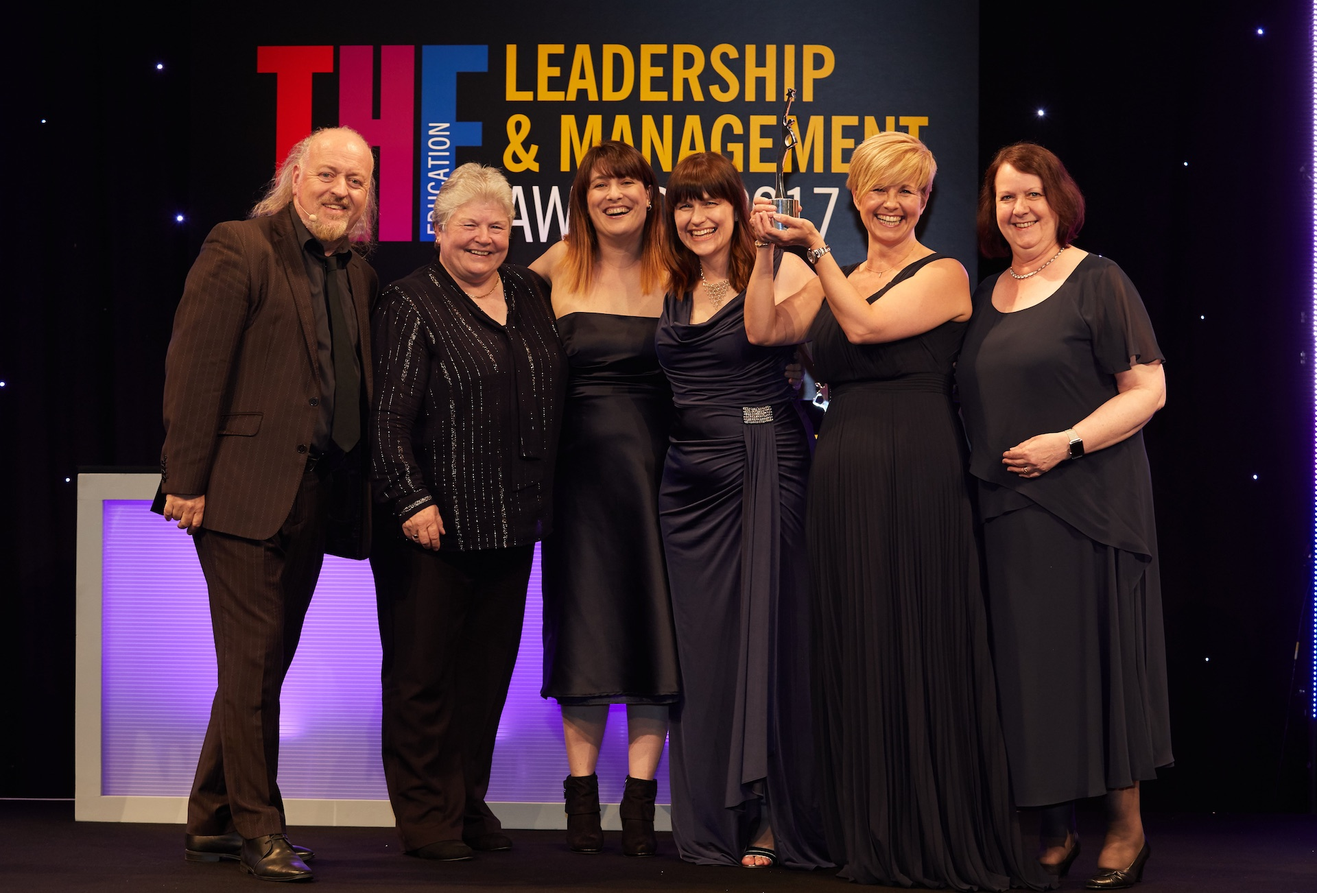 University picks up Times Higher award for outstanding student services