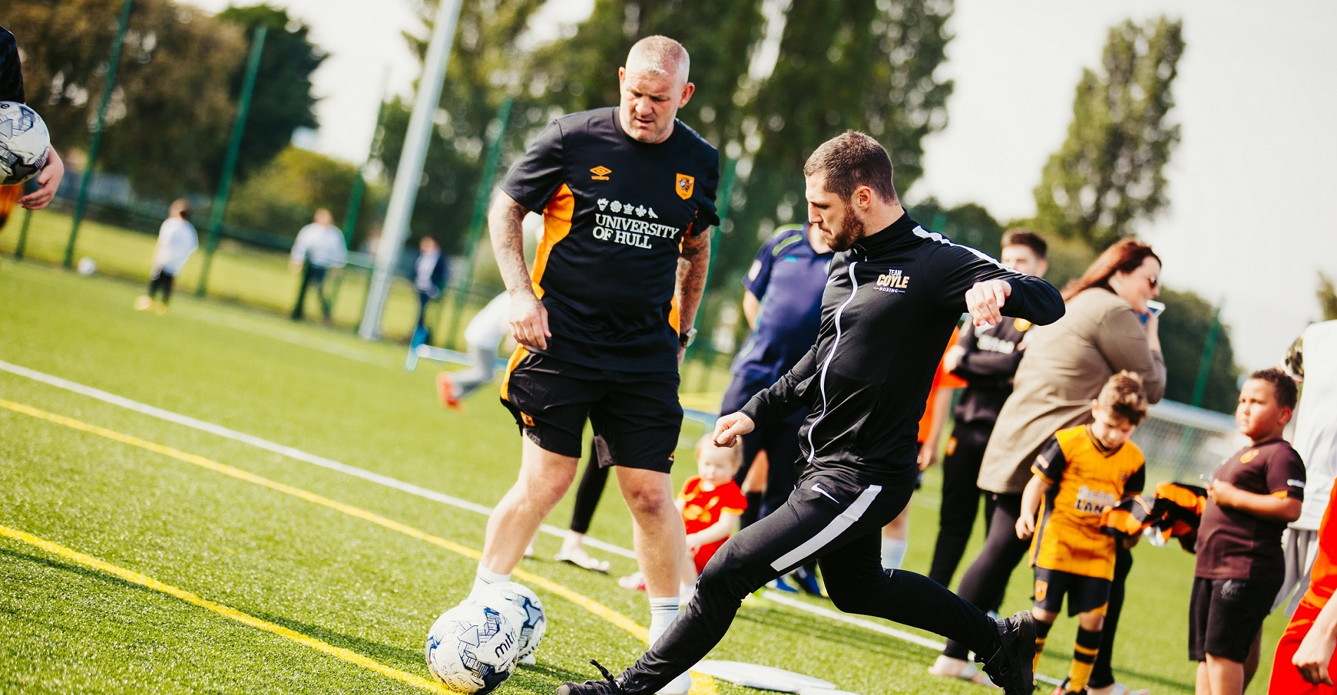 £3.5-million community football hub opened at University of Hull