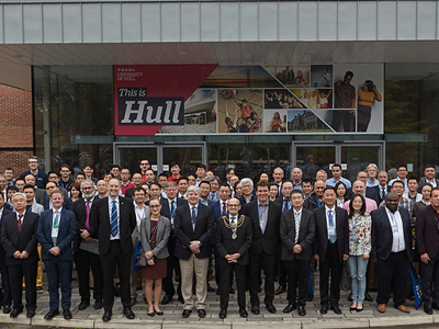 University of Hull hosts EU-China conference on sustainable energy technologies