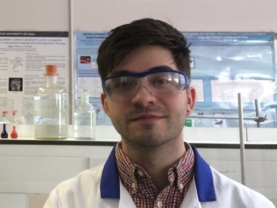 PhD student to present pioneering cancer research in Parliament