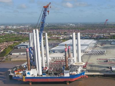 Impact of Green Port Hull boosts growth of the local economy