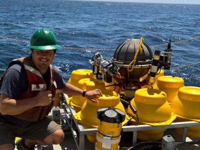 Underwater flows on the seafloor have been the focus of an 18-month research study.