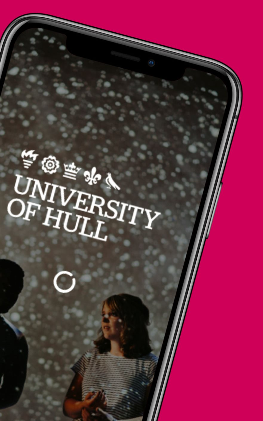 Hull open day app