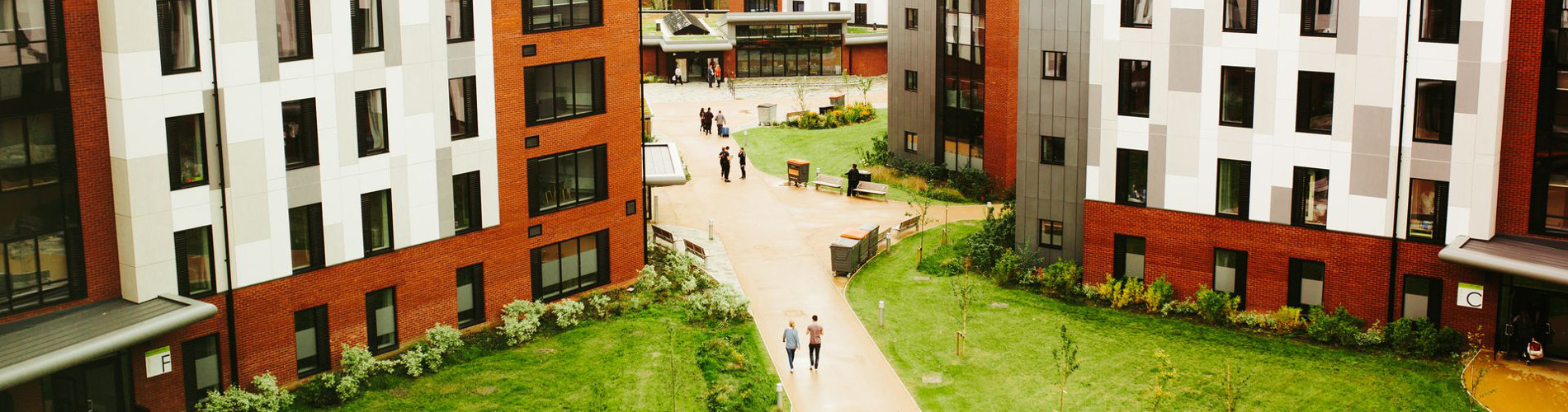 The Courtyard student accommodation