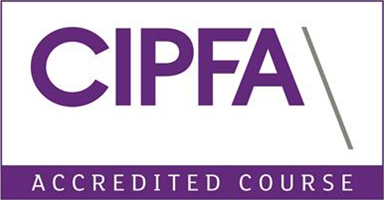 This course is CIPFA-accredited