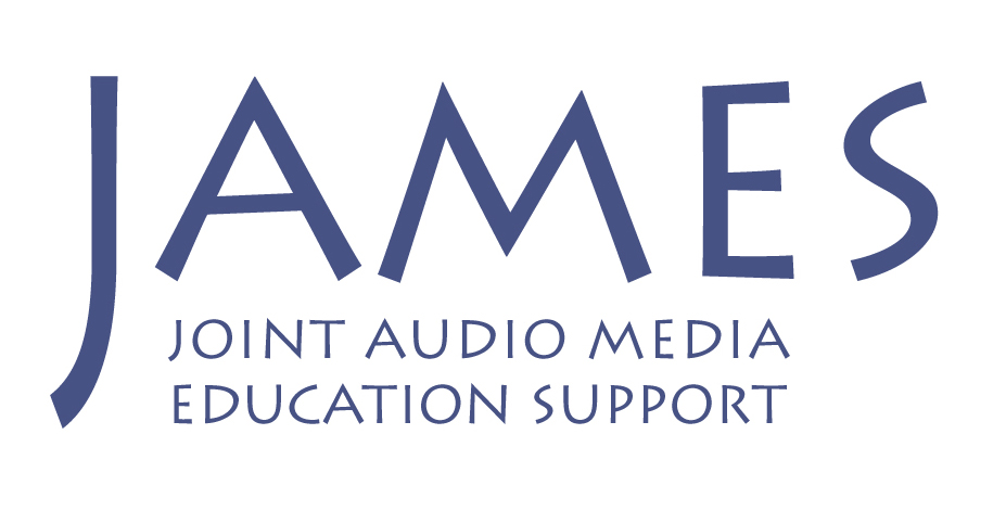 JAMES - Joint Audio Media Education Support