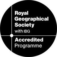 This course is Royal Geographical Society (RGS) accredited