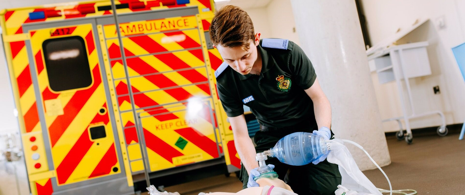 Paramedic Science | University of Hull