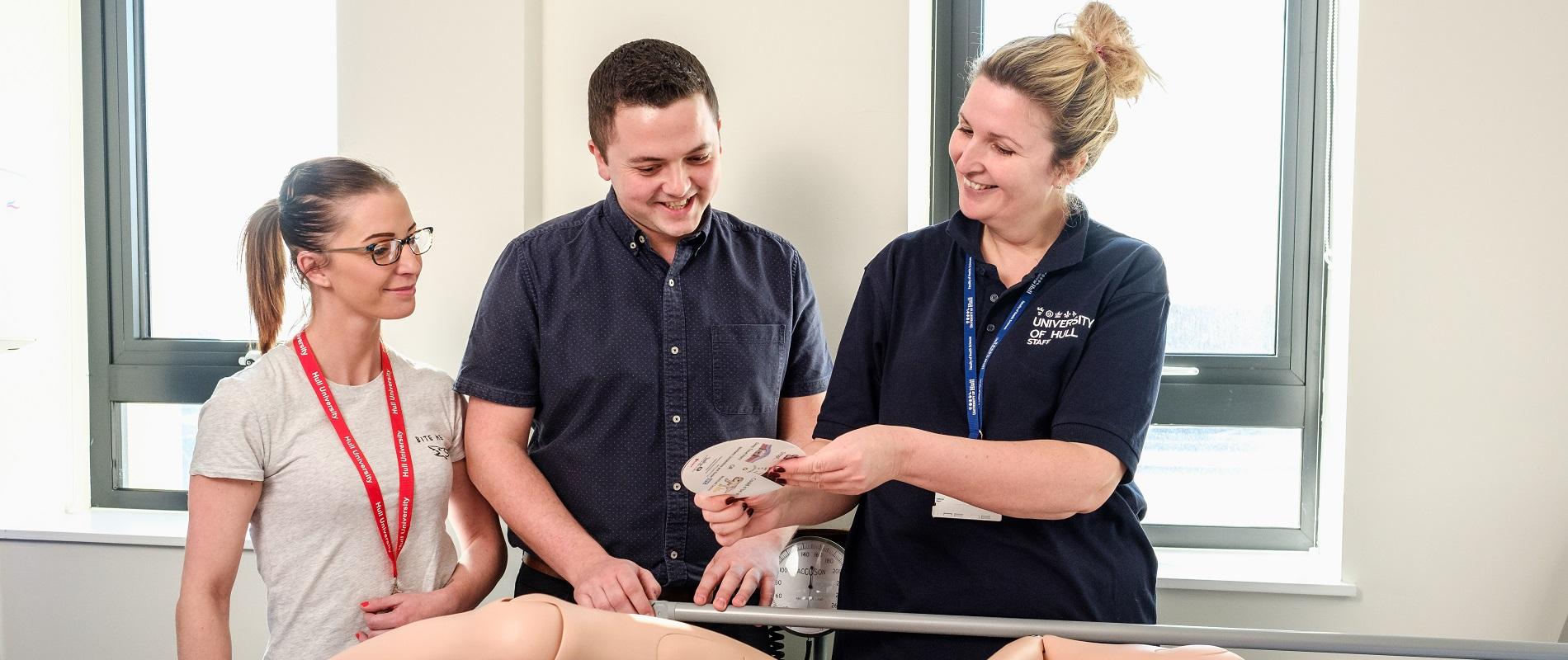 Paramedic Science | University of Hull