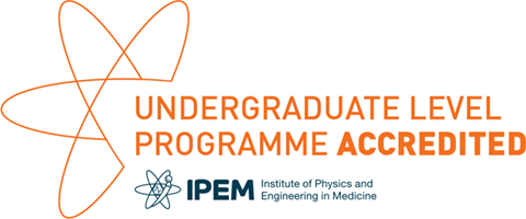 This degree is IPEM-accredited