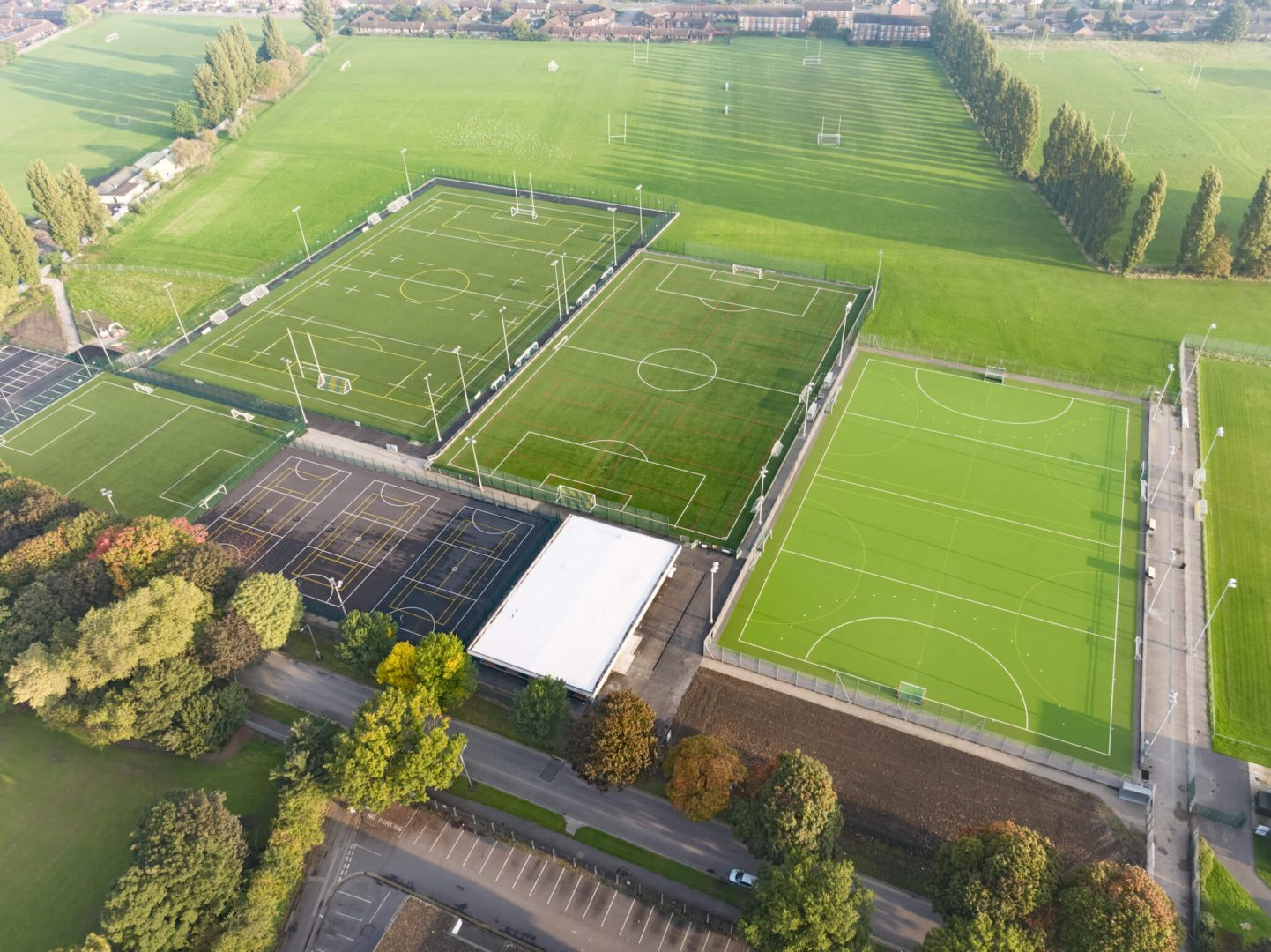 All-Weather-pitches-aerial-view