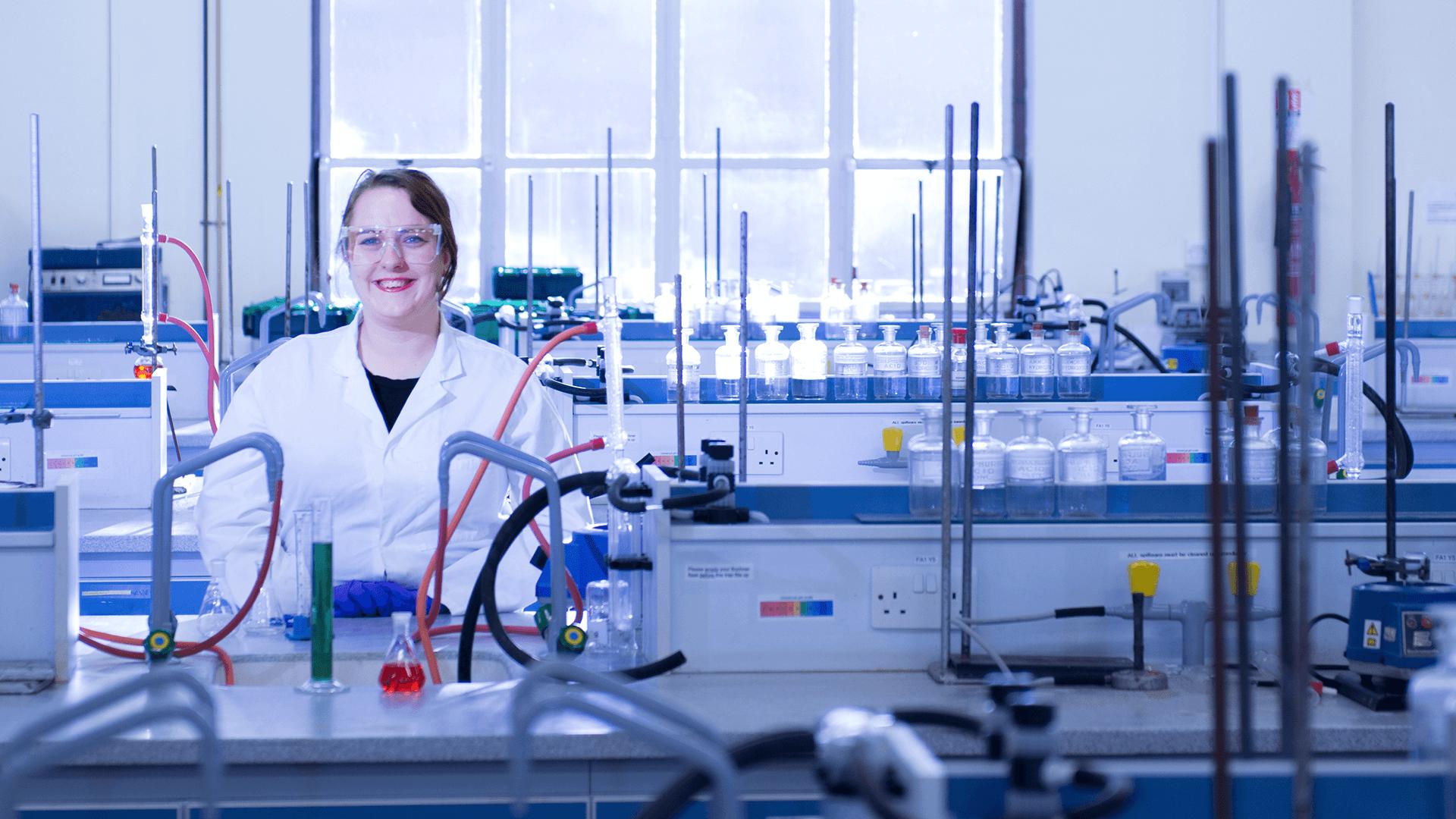 MSc in Chemistry | University of Hull