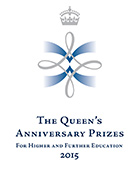 Queens Anniversary Prizes 2015