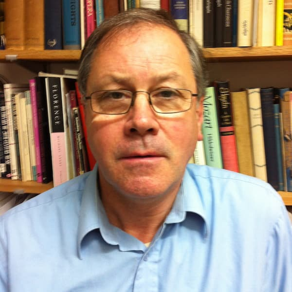 Professor Christopher Wilson