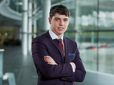 Hull student features on Daily Telegraph website