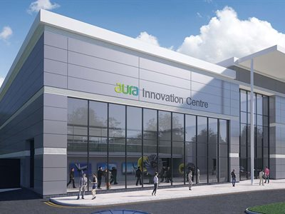 Aura awarded ERDF funding for renewable energy Innovation Centre to be built in the Energy Estuary