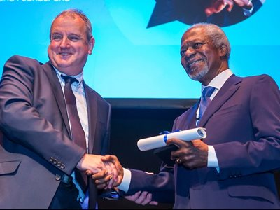 Wilberforce Institute pays tribute to Kofi Annan