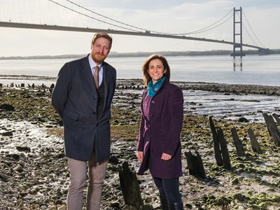 The Humber sets out ambition to be decarbonisation global leader