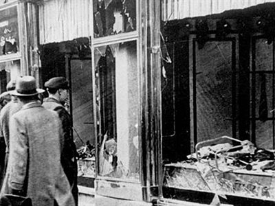 Kristallnacht 80 years on: some reading to help make sense of the most notorious state-sponsored pogrom