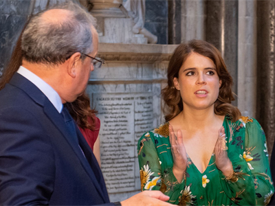 University of Hull's Wilberforce Institute helps Princess Eugenie host slavery delegation