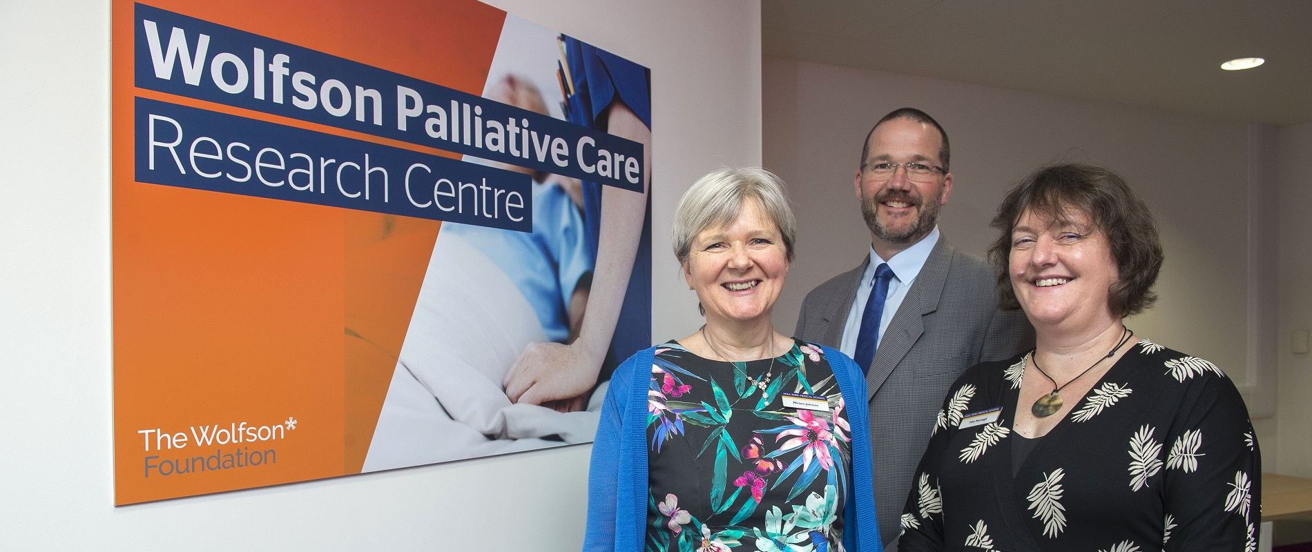 wolfson palliative care